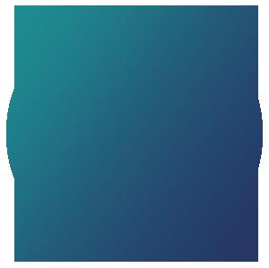 Rotating circular arrows graphic