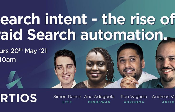 event image ad for search intent: the rise of paid search automation